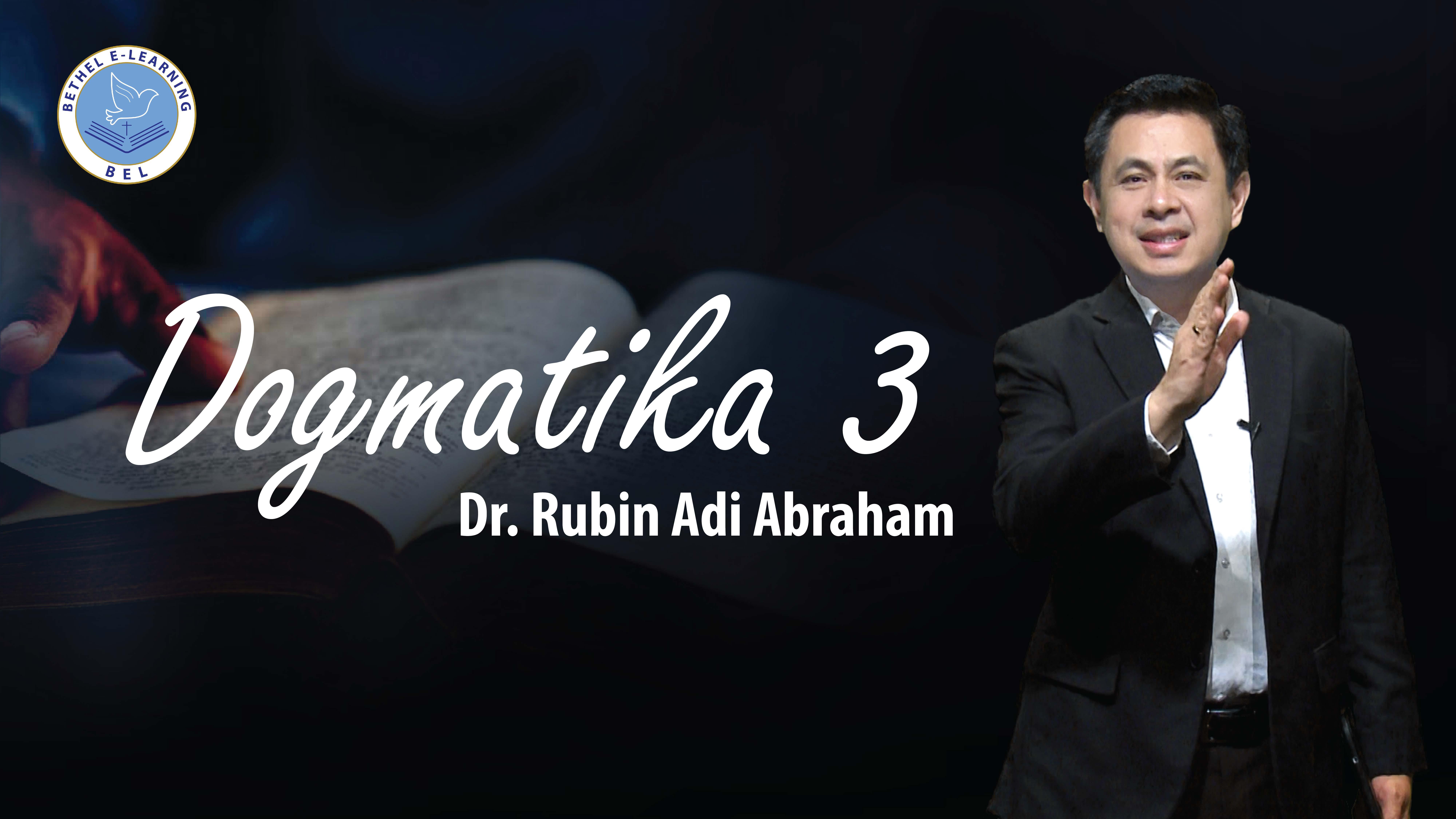 Dogmatika 3